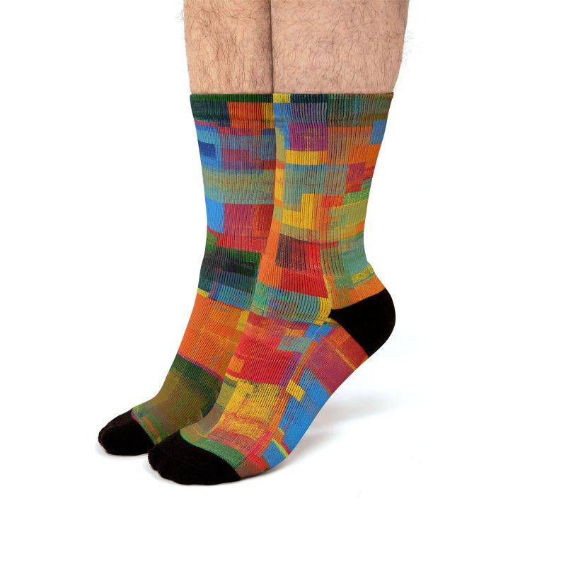 Decomposition Men's Socks by bulo