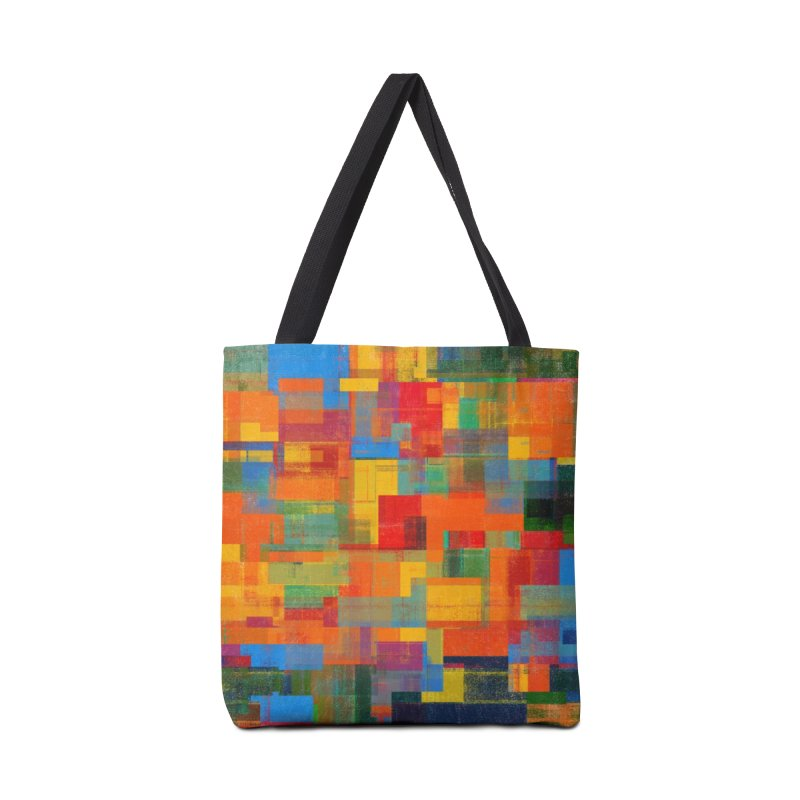 Decomposition Accessories Tote Bag Bag by bulo