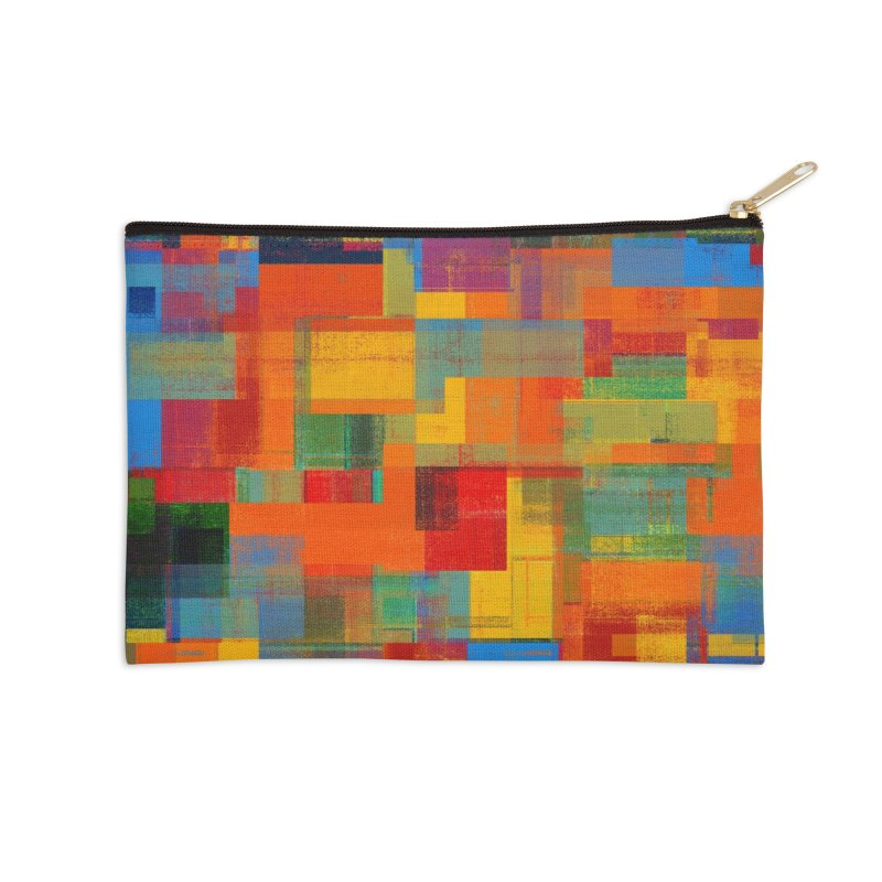 Decomposition Accessories Zip Pouch by bulo