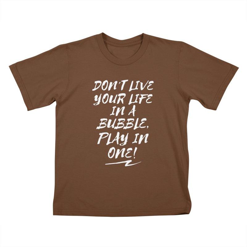Slogan Basic Kids T-Shirt by Bump N Play's Shop