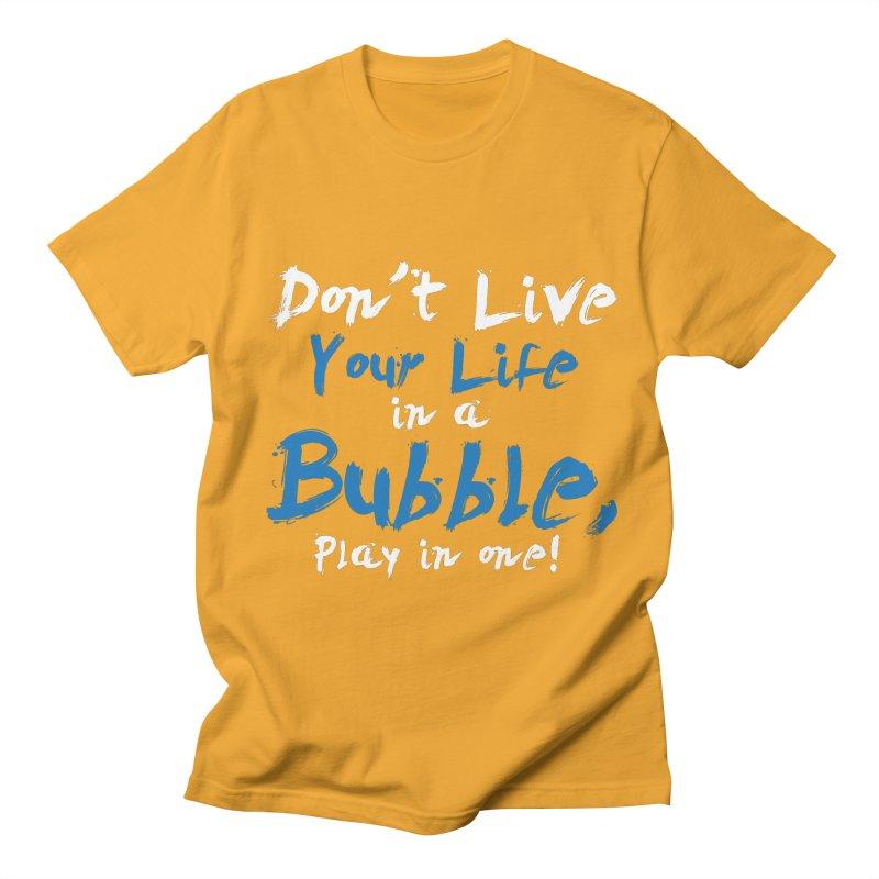 Slogan Men's T-Shirt by Bump N Play's Shop