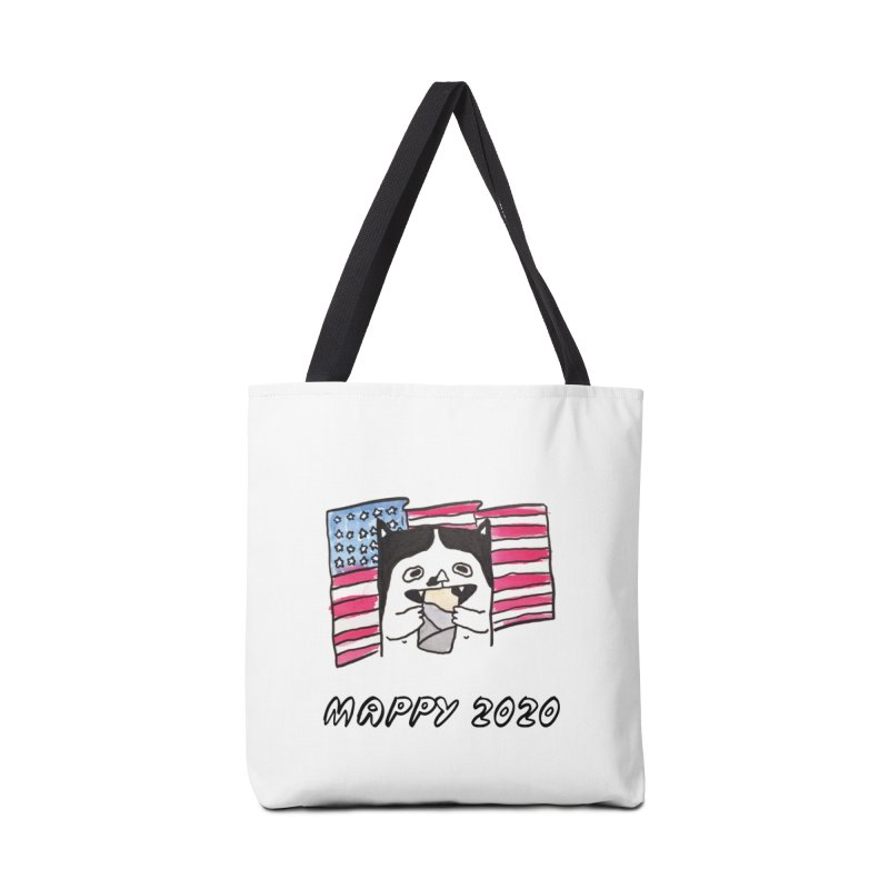 BURRITO PREZ 2020 - Jillian Fisher Accessories Bag by bumsesh's Artist Shop