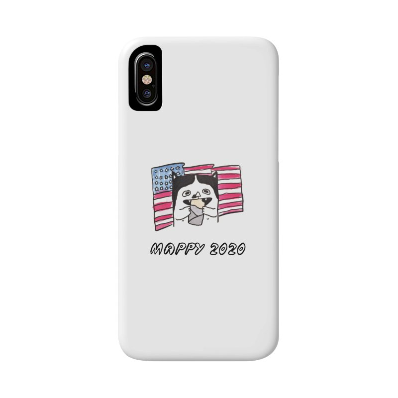 BURRITO PREZ 2020 - Jillian Fisher Accessories Phone Case by bumsesh's Artist Shop