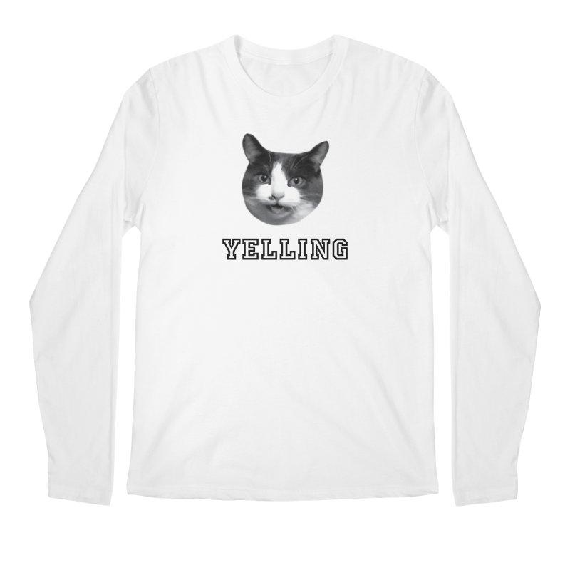 2AM Men's Longsleeve T-Shirt by bumsesh's Artist Shop