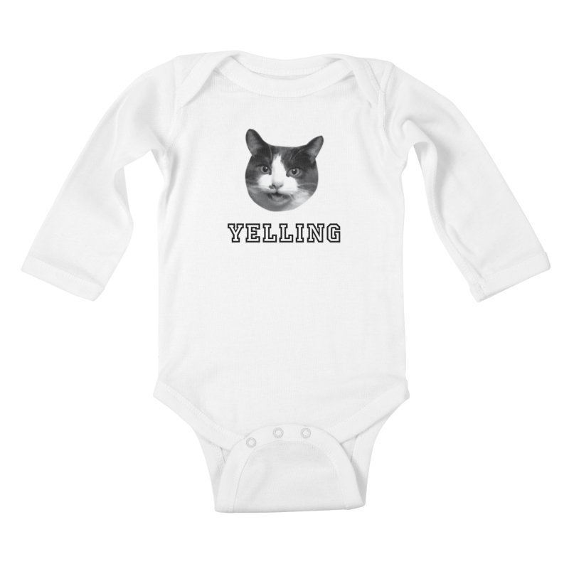 2AM Kids Baby Longsleeve Bodysuit by bumsesh's Artist Shop
