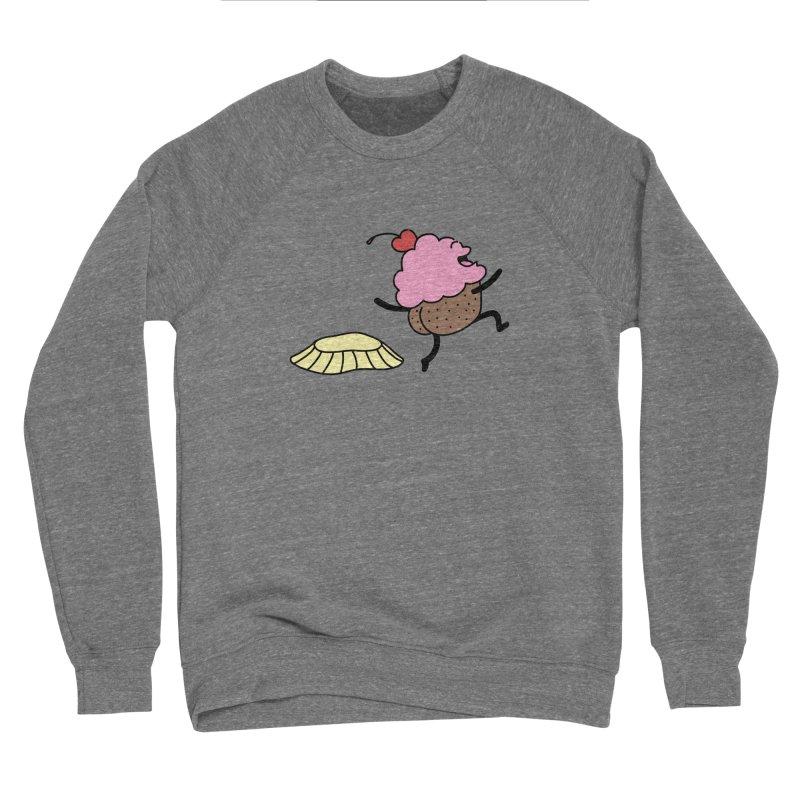 Naked Cupcake Women's Sponge Fleece Sweatshirt by Buni