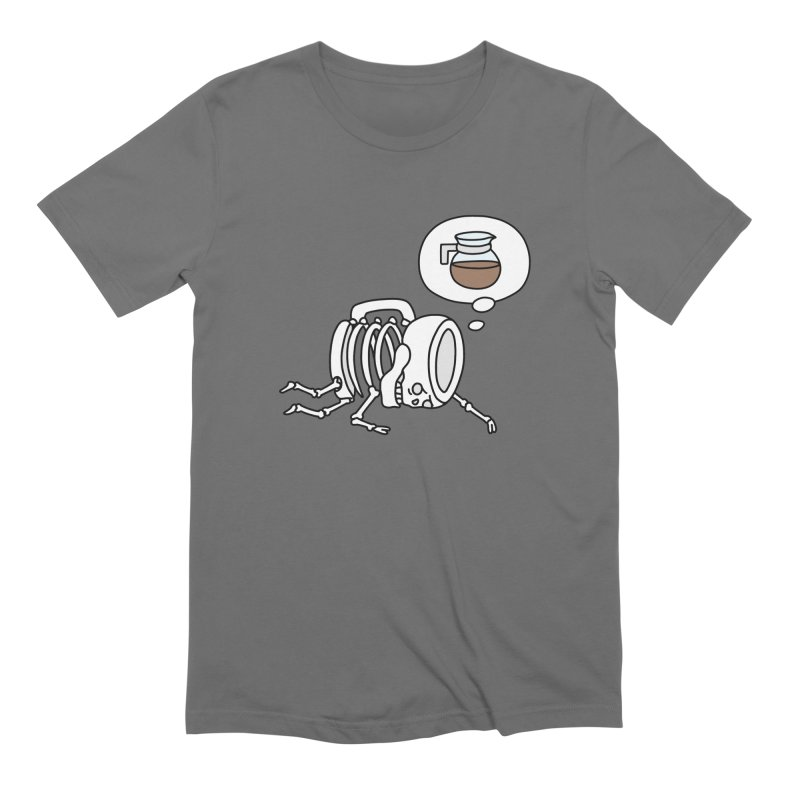 Mug Bones Men's T-Shirt by Buni