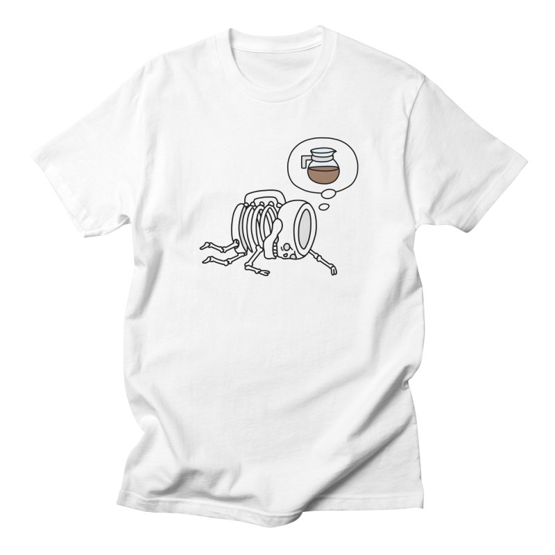 Mug Bones Men's Regular T-Shirt by Buni