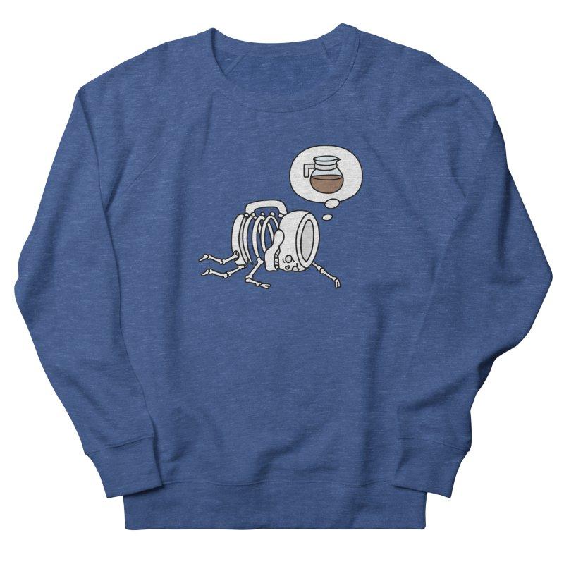 Mug Bones Women's French Terry Sweatshirt by Buni