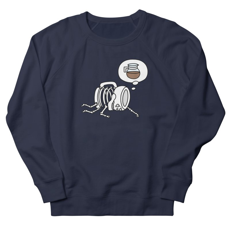 Mug Bones Men's French Terry Sweatshirt by Buni