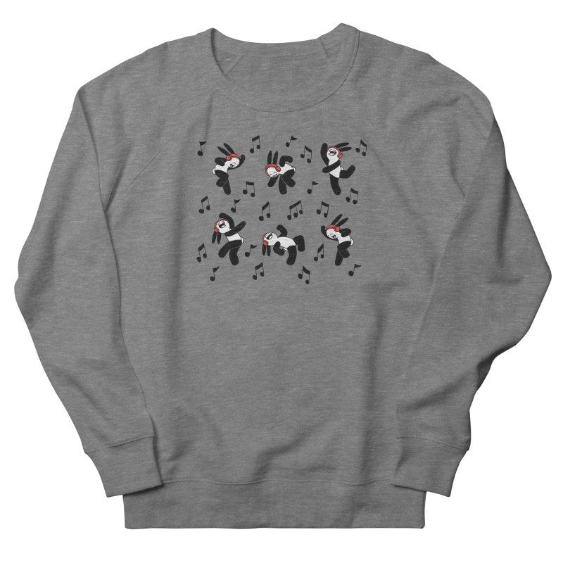 Dancing Men's French Terry Sweatshirt by Buni