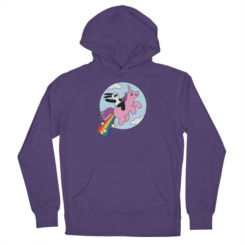 Unicorn Men's French Terry Pullover Hoody by Buni
