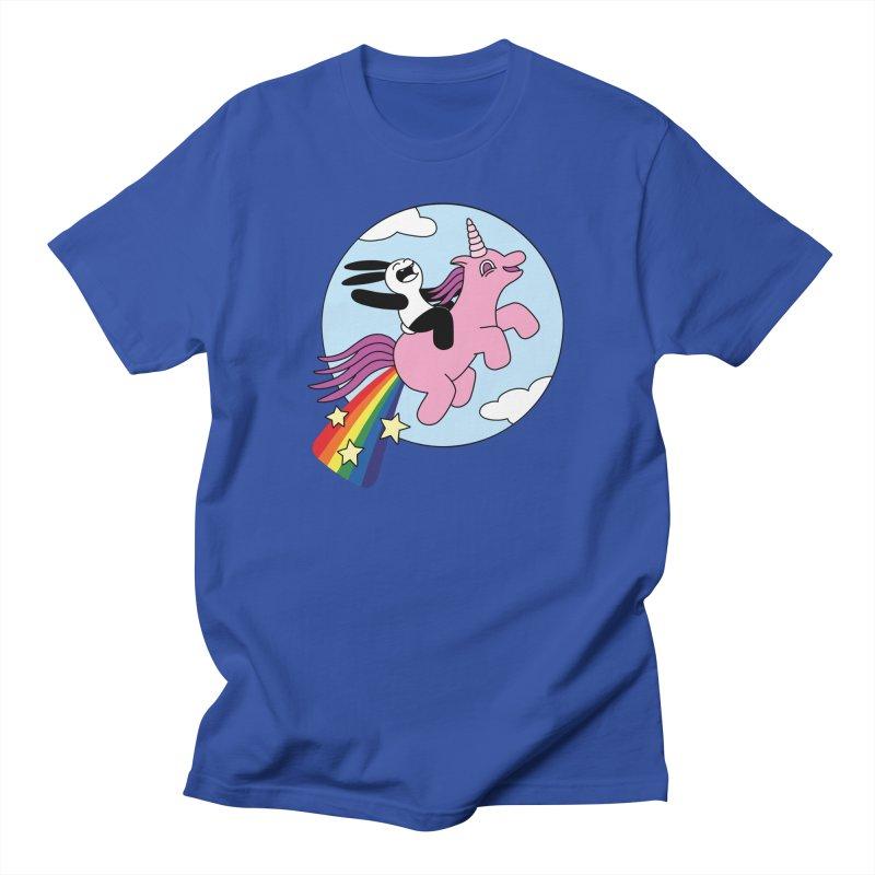 Unicorn Women's Regular Unisex T-Shirt by Buni