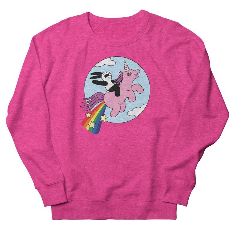 Unicorn Men's French Terry Sweatshirt by Buni