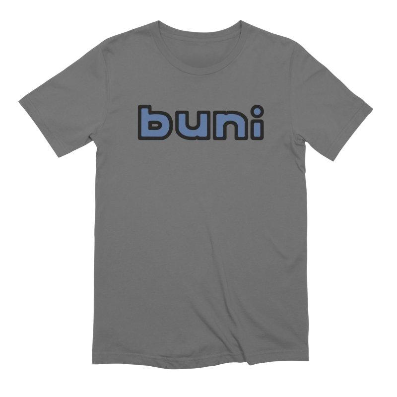 Buni Logo Men's Extra Soft T-Shirt by Buni