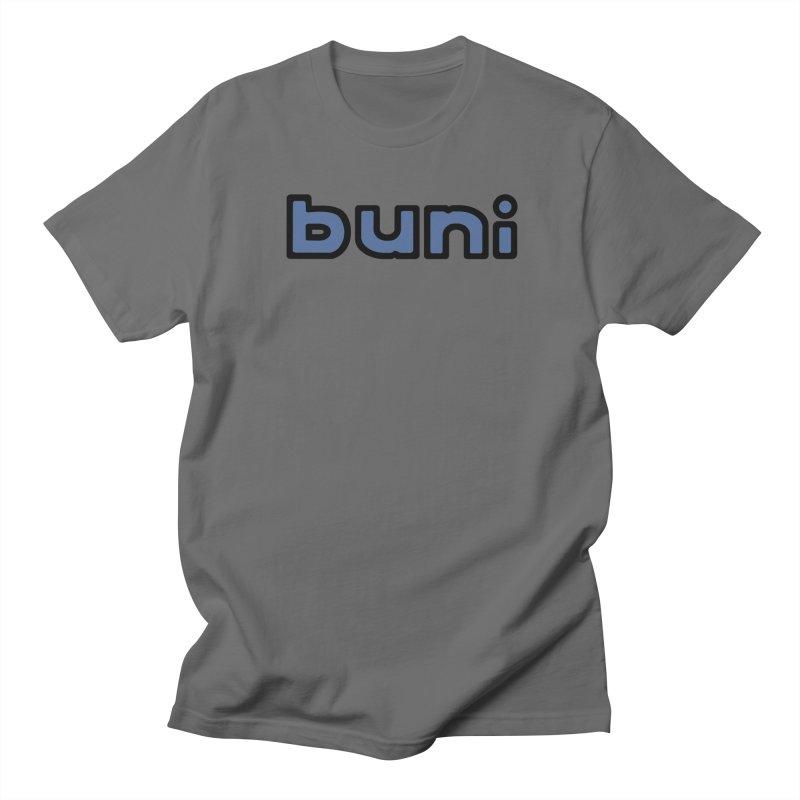 Buni Logo Men's Regular T-Shirt by Buni