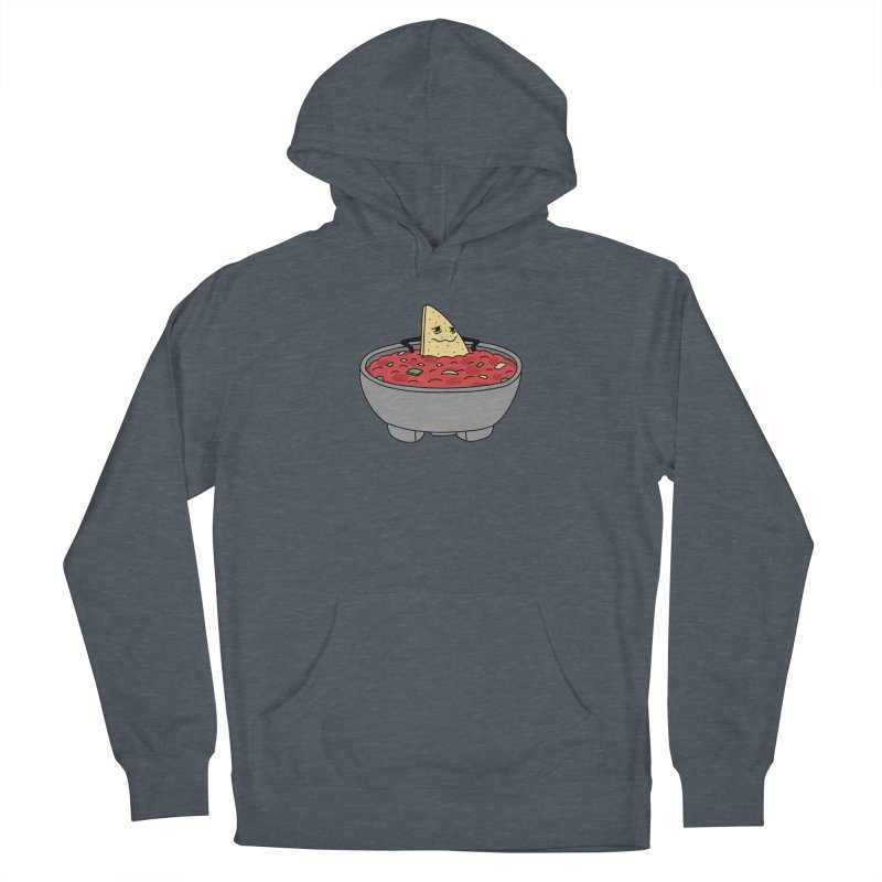 Nacho Tub Men's French Terry Pullover Hoody by Buni