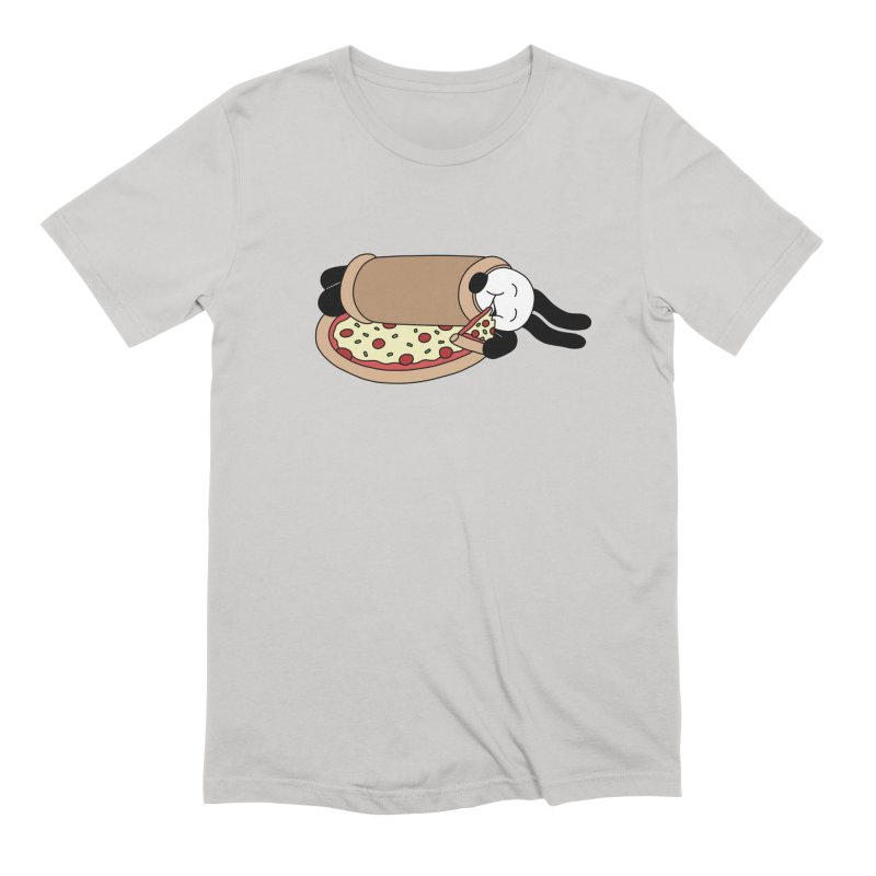 Pizza Blanket Men's Extra Soft T-Shirt by Buni