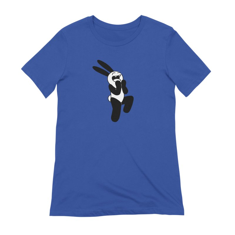 Buni Clapping Women's Extra Soft T-Shirt by Buni