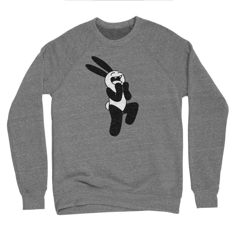 Buni Clapping Women's Sponge Fleece Sweatshirt by Buni