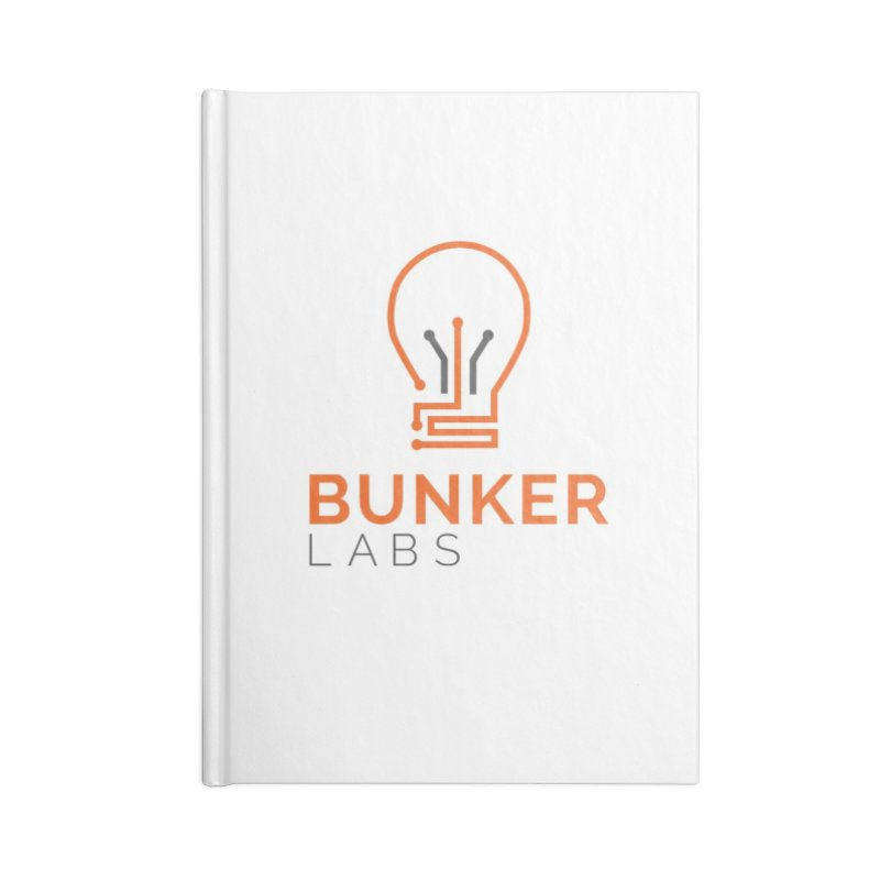 Bunker Labs Journal in Blank Journal Notebook by Bunker Labs Shop