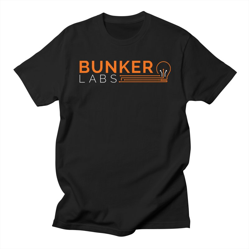 Bunker Labs Crew Neck T-shirt in Men's T-Shirt Black by Bunker Labs Shop
