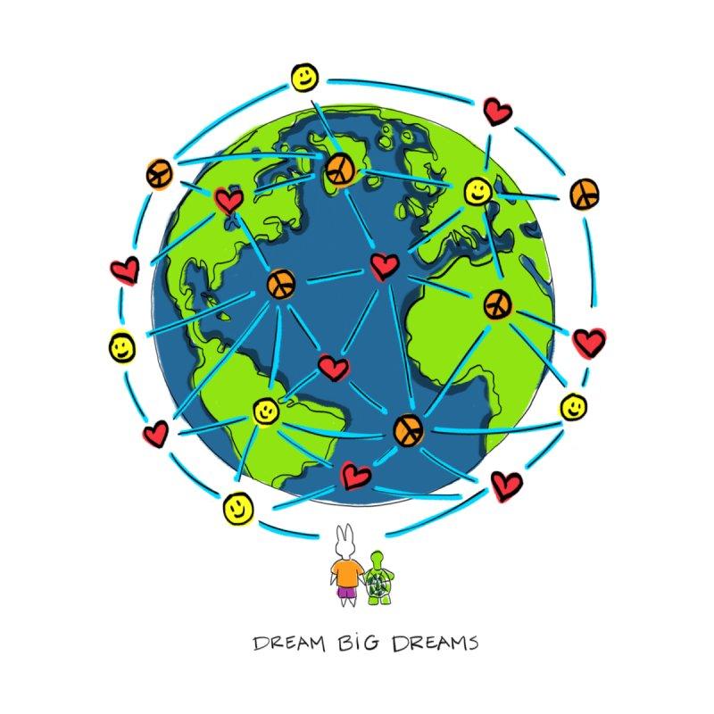 Bunny Daze - Dream Big Dreams by Bunny Daze's Artist Shop