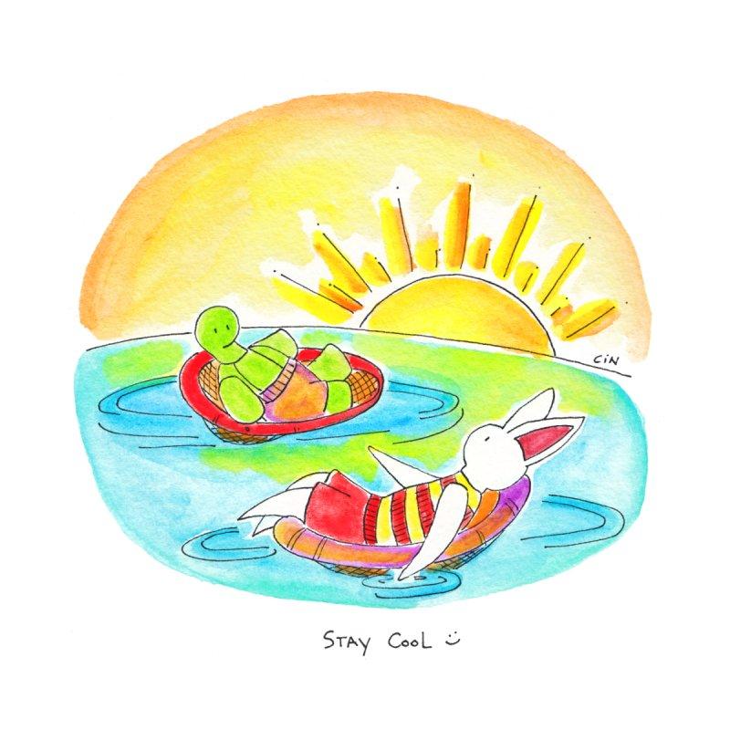 Stay Cool :) by Bunny Daze's Artist Shop
