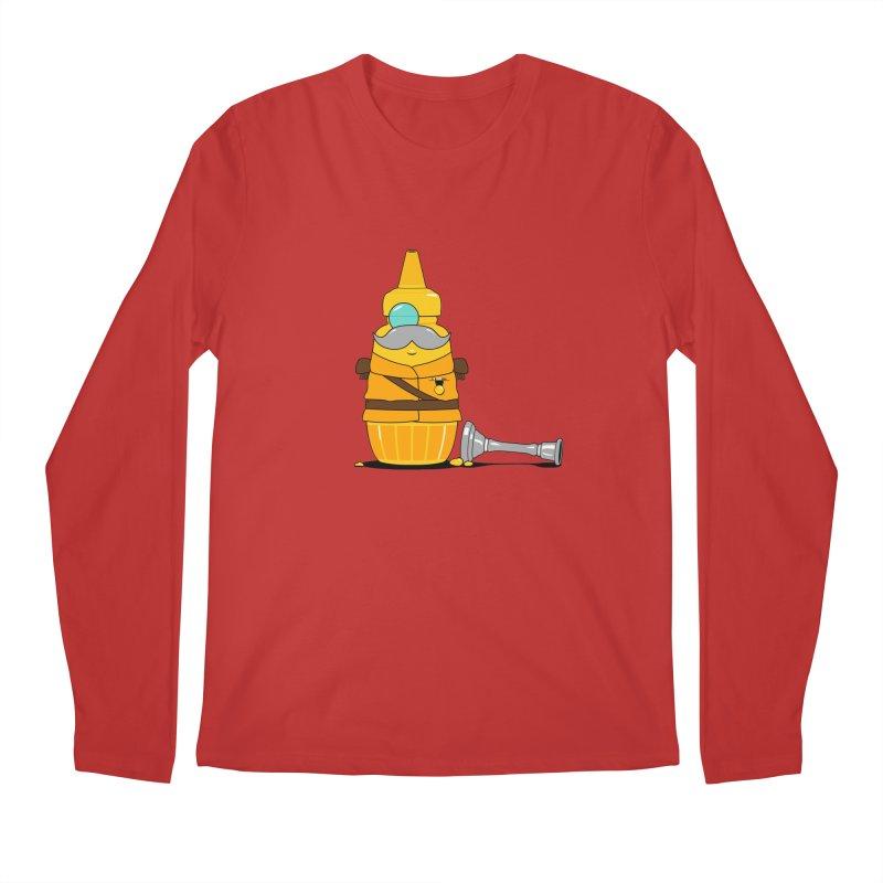 Whodunnit Men's Longsleeve T-Shirt by Bunny Dojo Shop