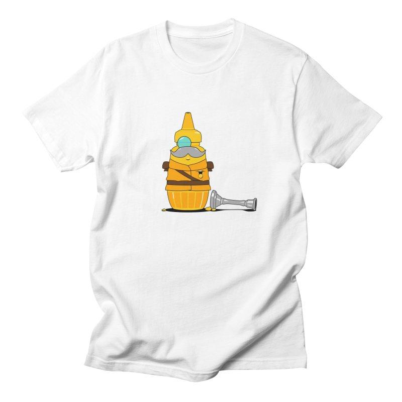 Whodunnit Men's T-shirt by Bunny Dojo Shop