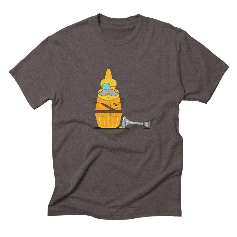 Whodunnit Men's Triblend T-Shirt by Bunny Dojo Shop