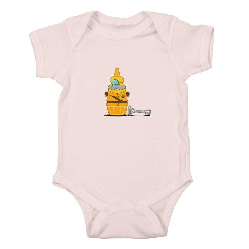 Whodunnit Kids Baby Bodysuit by Bunny Dojo Shop