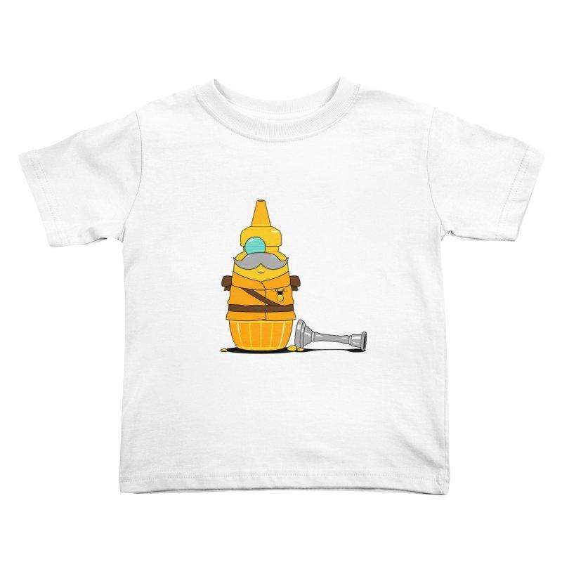 Whodunnit Kids Toddler T-Shirt by Bunny Dojo Shop