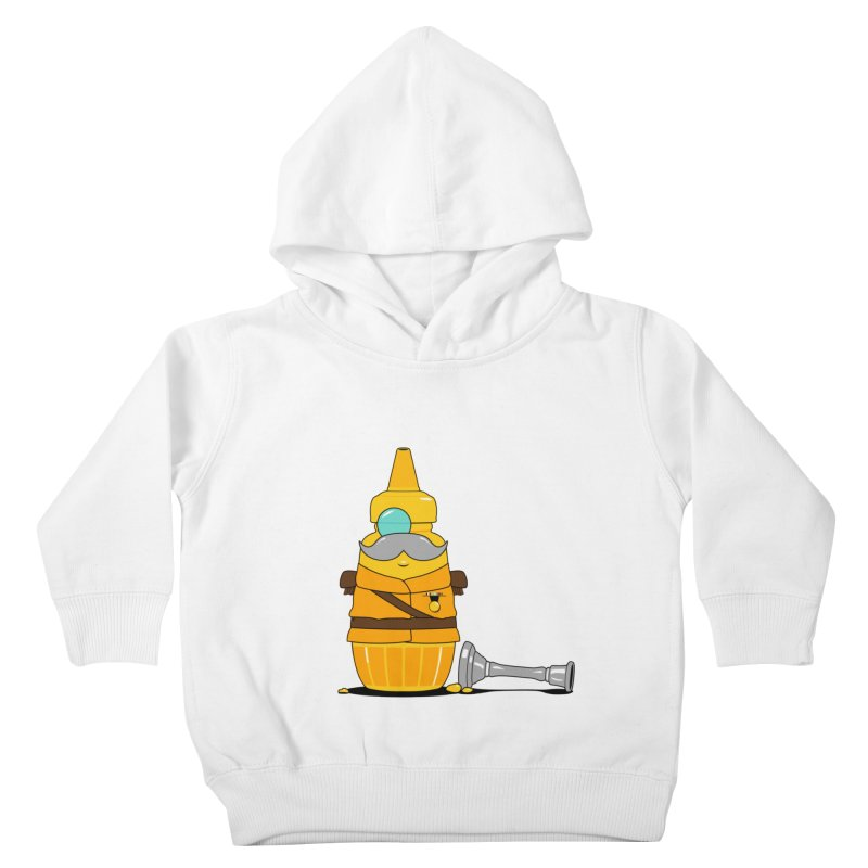 Whodunnit Kids Toddler Pullover Hoody by Bunny Dojo Shop