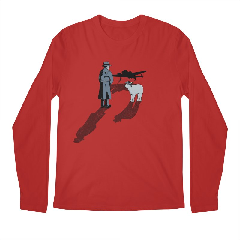 Here's Looking At You, Kid. Men's Longsleeve T-Shirt by Bunny Dojo Shop