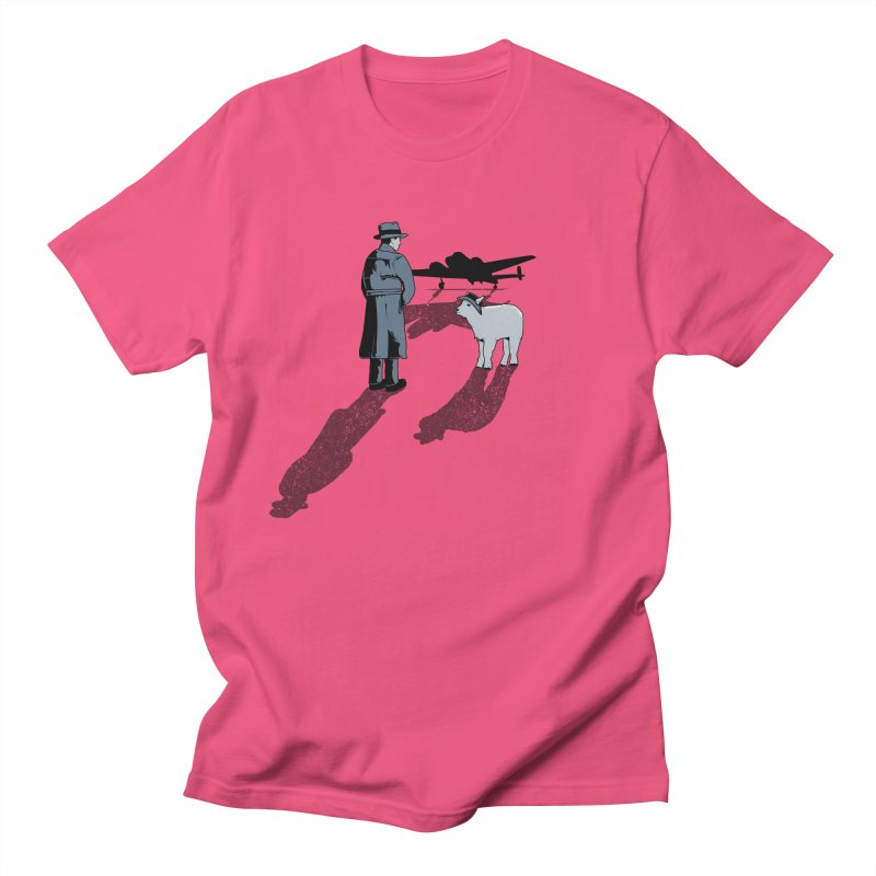 Here's Looking At You, Kid. Men's T-Shirt by Bunny Dojo Shop