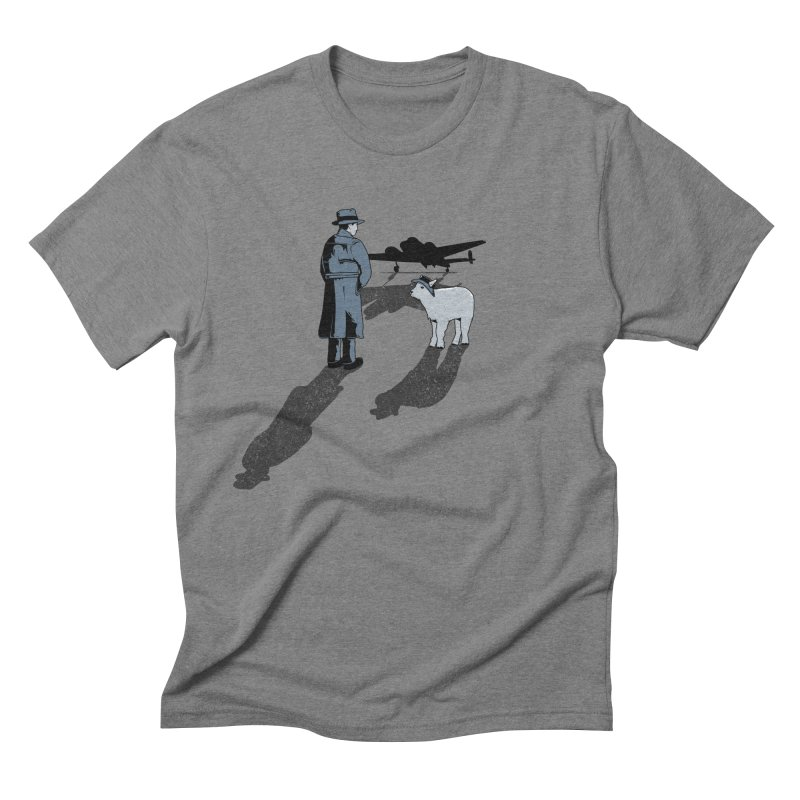 Here's Looking At You, Kid. Men's Triblend T-Shirt by Bunny Dojo Shop
