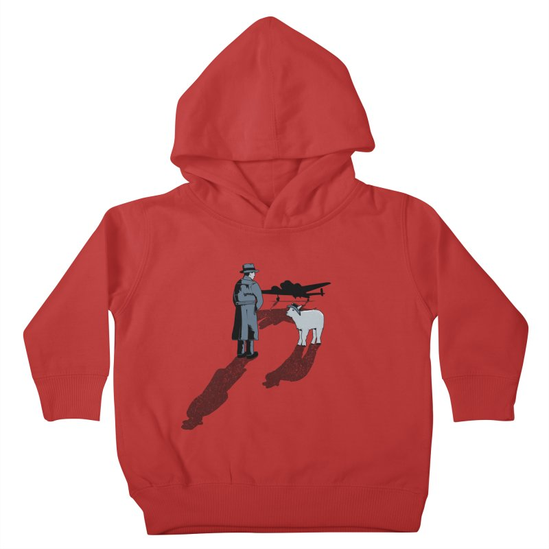 Here's Looking At You, Kid. Kids Toddler Pullover Hoody by Bunny Dojo Shop