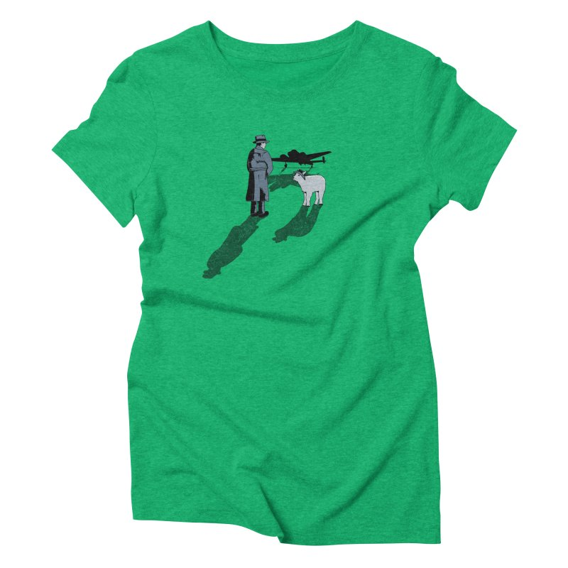 Here's Looking At You, Kid. Women's Triblend T-shirt by Bunny Dojo Shop