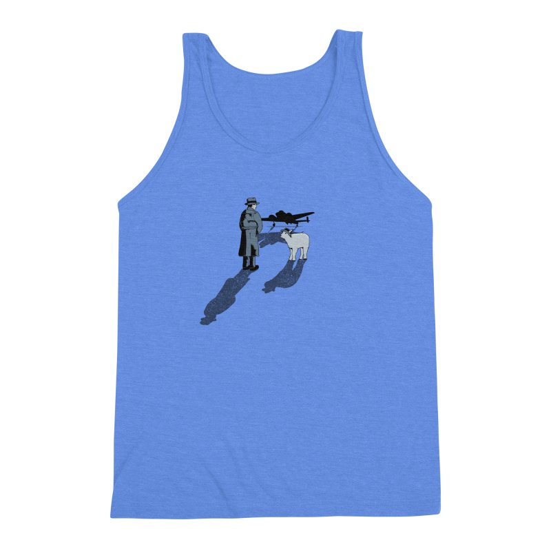 Here's Looking At You, Kid. Men's Triblend Tank by Bunny Dojo Shop