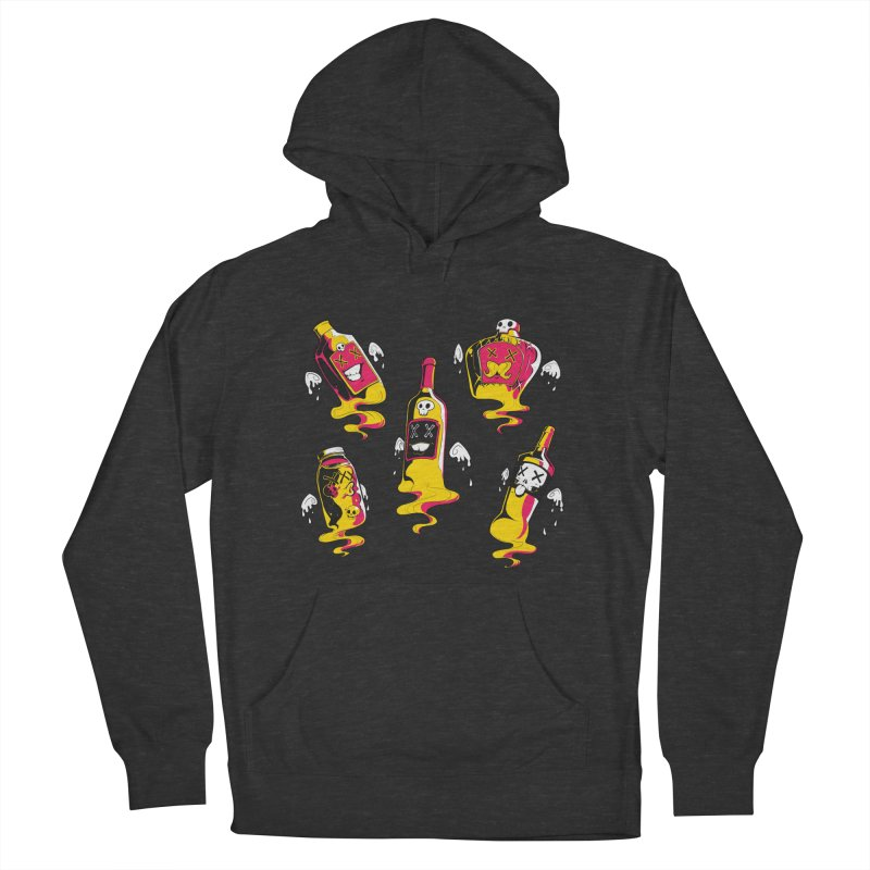 Kindred Spirits Women's Pullover Hoody by Bunny Robot Art
