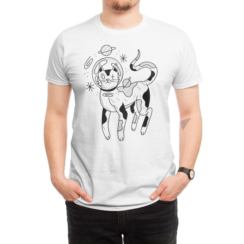 Space is the Place Men's T-Shirt by burdturd's Artist Shop