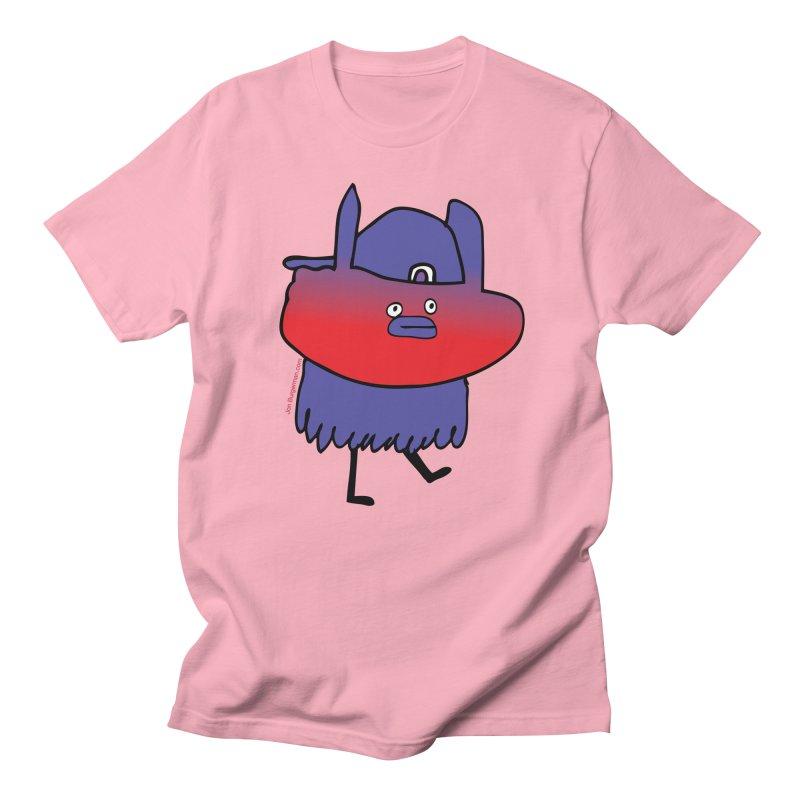 Sammy Men's Regular T-Shirt by Jon Burgerman's Artist Shop