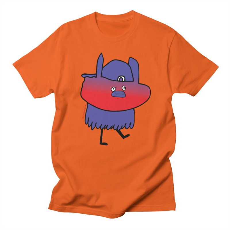 Sammy Men's T-shirt by Jon Burgerman's Artist Shop