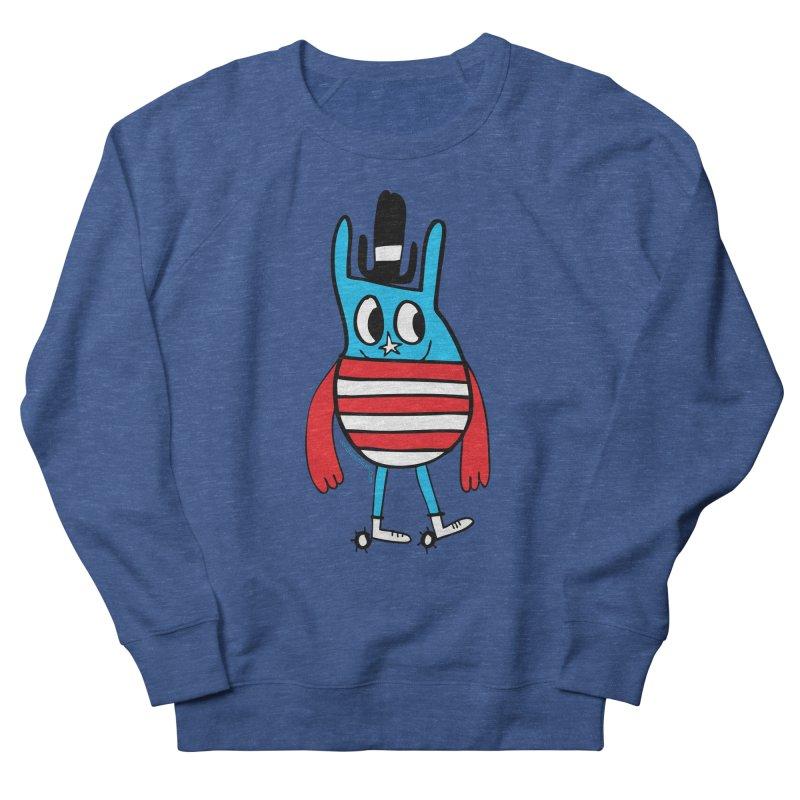 American Doodle Women's Sweatshirt by Jon Burgerman's Artist Shop