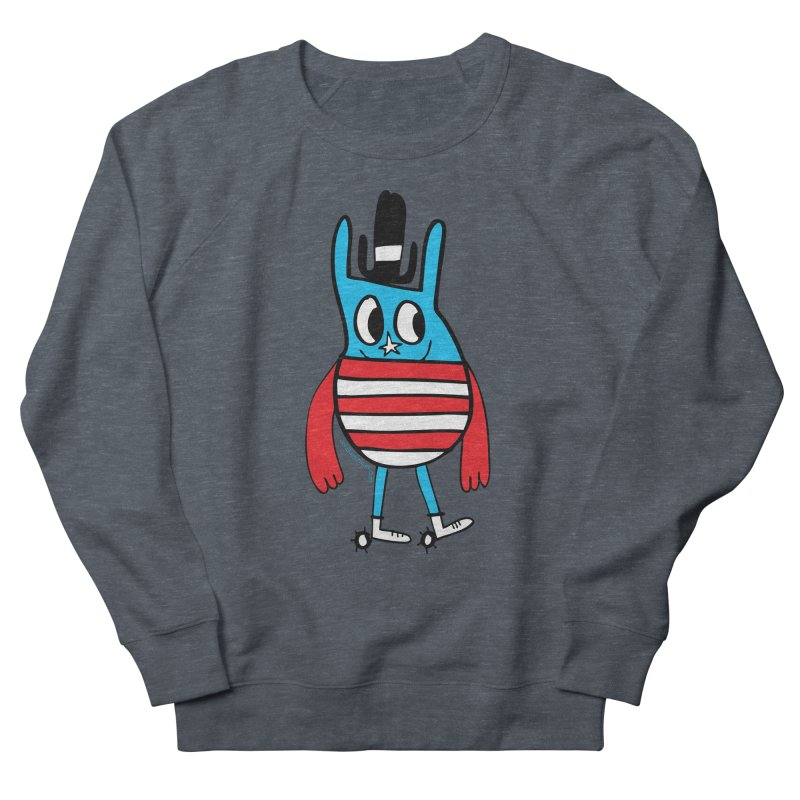 American Doodle Women's Sweatshirt by Jon Burgerman's Artist Shop