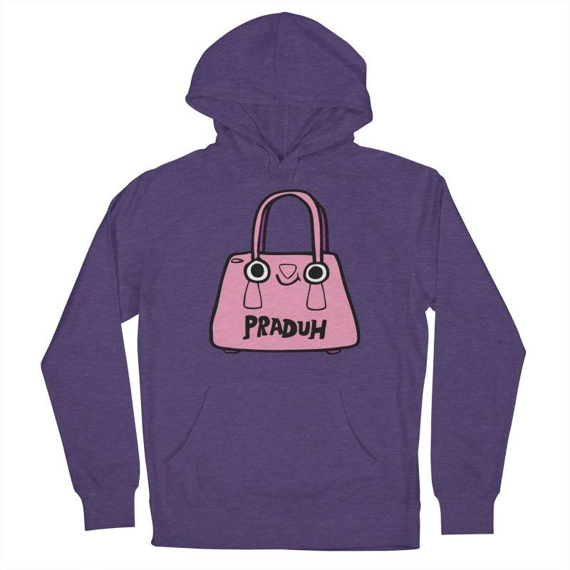 Praduh Women's Pullover Hoody by Jon Burgerman's Artist Shop