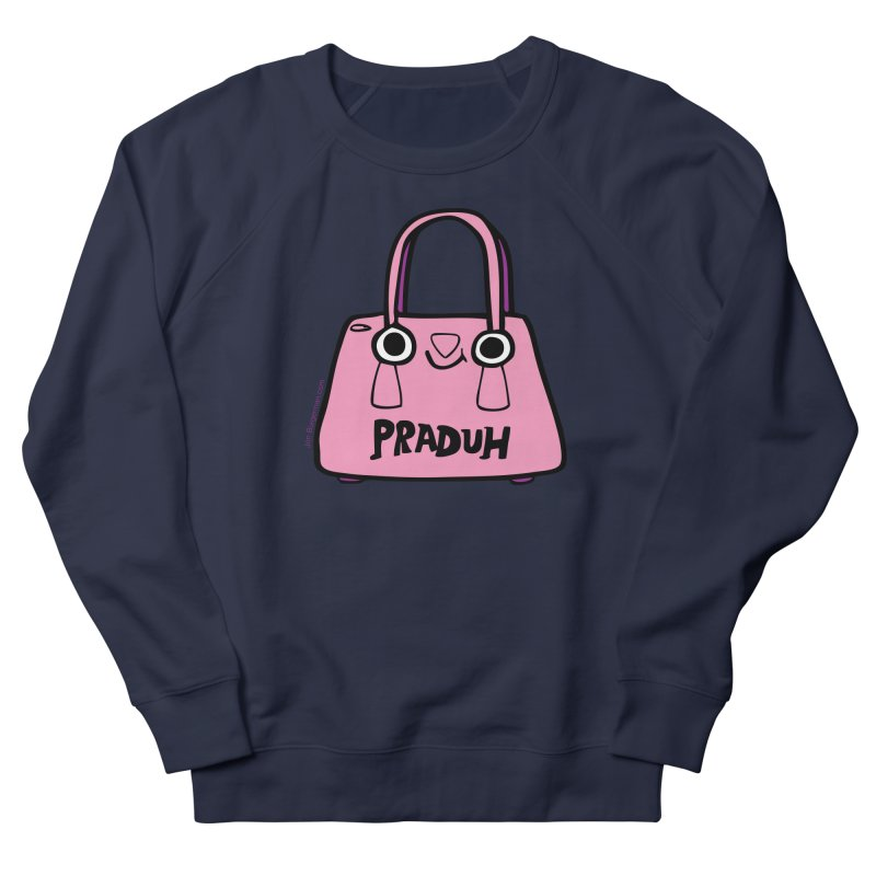Praduh Women's Sweatshirt by Jon Burgerman's Artist Shop