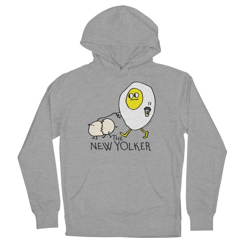 The New Yolker Men's Pullover Hoody by Jon Burgerman's Artist Shop