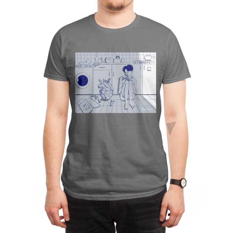 Fix Me Men's T-Shirt by buriburimonthly's Shop